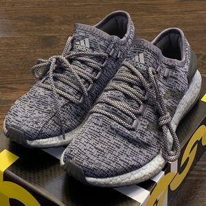Adidas PureBoost Silver 8.5 BRAND NEW